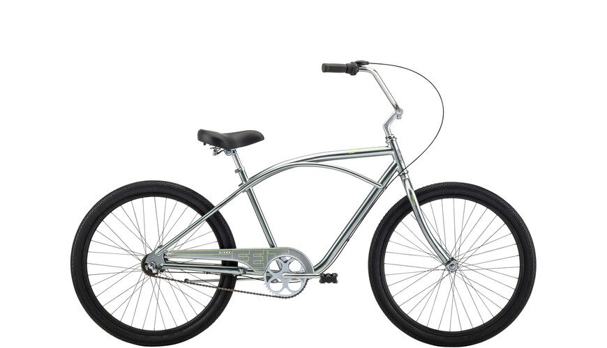 "Felt Cruiser Bixby Mens 26""/3-SP silber"